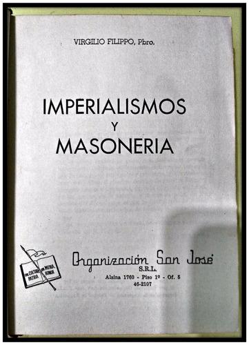 imperialismos y masonería virgilio filipo