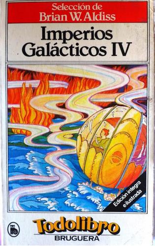 imperios galácticos iv brian w. aldiss cuentos
