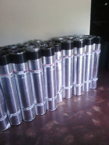 impermeabilización con manto aluminizado (venta instalación