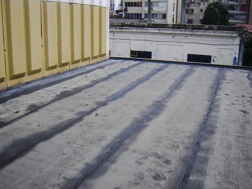 impermeabilización con manto asfáltico