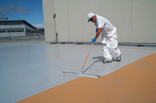 impermeabilización con mantos asfalticos