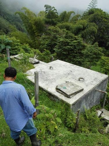 impermeabilización de tanques y acueductos veredales