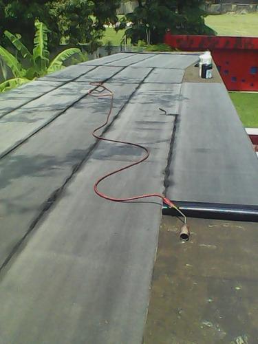 impermeabilizacion de techos