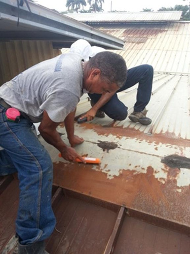 impermeabilizacion de techos con 10 años de garantia!!!
