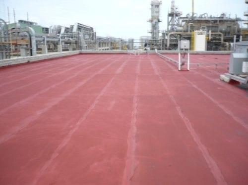 impermeabilización de techos con manto cindu 3.5 mm