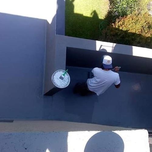 impermeabilización de terrazas pintura en general