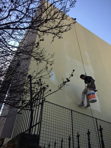 impermeabilizacion de terrazasy edificios,medianeras.pintura