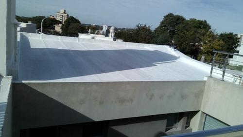 impermeabilización en todo tipo de techos. no más goteras.