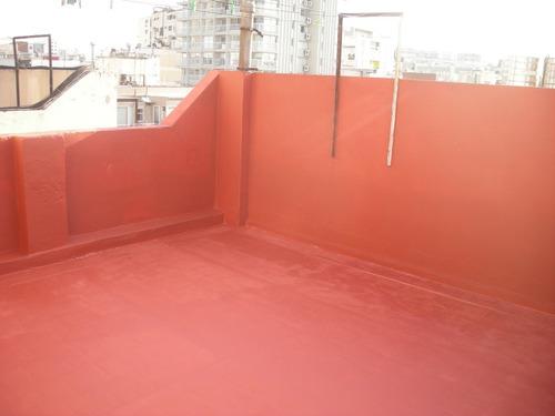 impermeabilizacion medianeras frentes terrazas capital gba