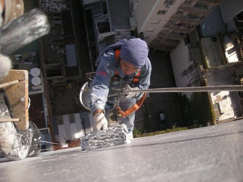 impermeabilización medianeras terrazas frentes belgrano gba