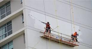 impermeabilización pintura hidrolavados trabajos en altura