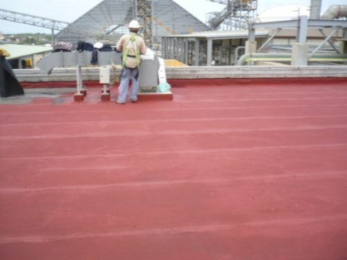 impermeabilización techos con
