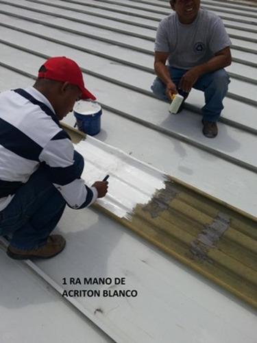 impermeabilizacion techos con