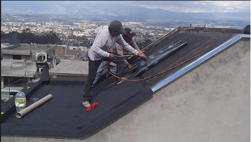 impermeabilización techos y cubiertas  chova