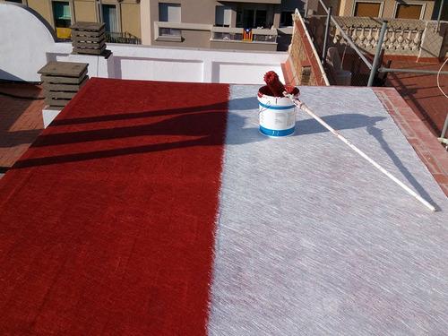 impermeabilizacion terrazas/frentes/edificios