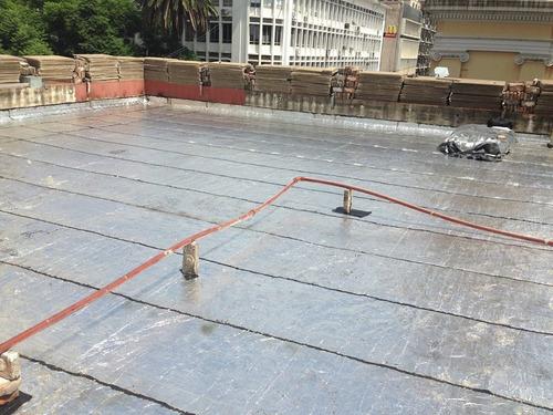 impermeabilización, terrazas,tinglados,sistema in situ