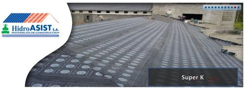 impermeabilización total,adios goteras material de construcc