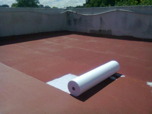 impermeabilizacion y aislación termica techados y terrazas
