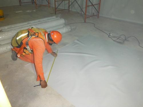 impermeabilizacion y reparación de cisternas