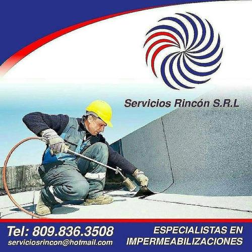 impermeabilizaciones 829-213-3348