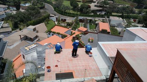 impermeabilizaciones de azoteas o techos