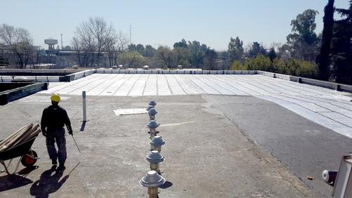 impermeabilizaciones sótanos, terrazas, bacones y azoteas