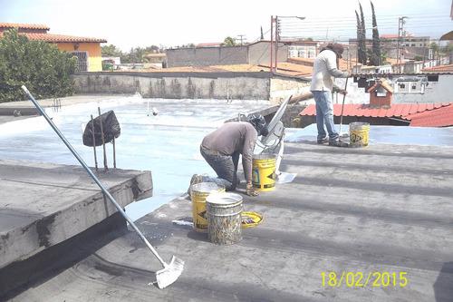 impermeabilizaciones,tejas asfalticas,canales,machimbrados.