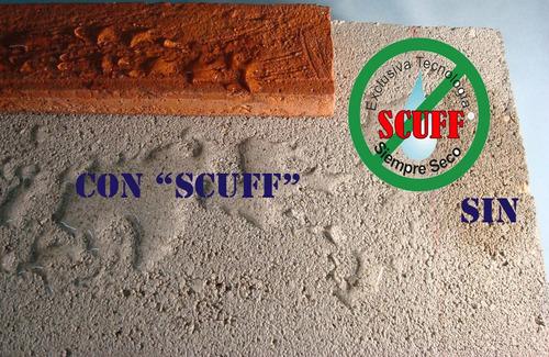 impermeabilizante bloques de cemento, ladrillos 10 lts.