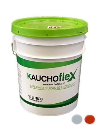 impermeabilizante de llanta reciclada kauchoflex eco protect