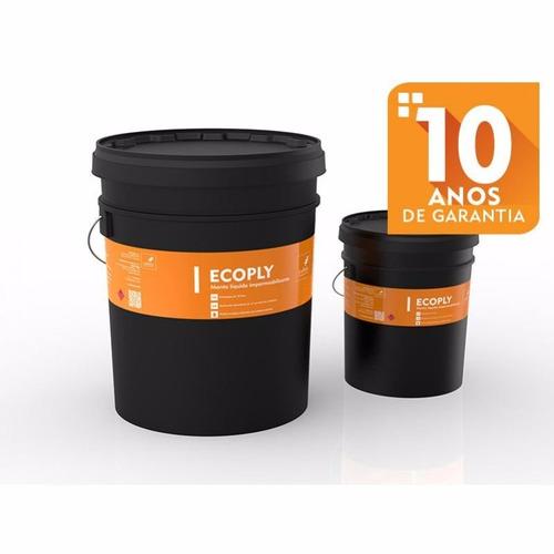 impermeabilizante (manta liquida) para lago/tanque 3,6l