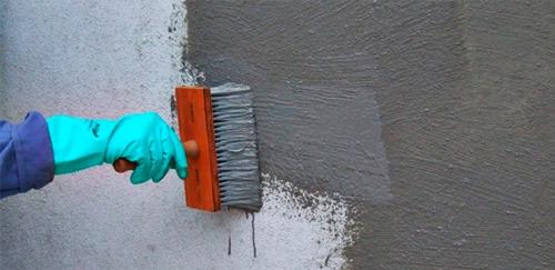 impermeabilizante rebotec 20kg para laje reboco piso infiltr