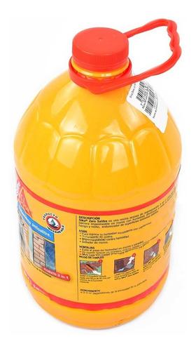 impermeabilizante sika zero salitre de 5 litros