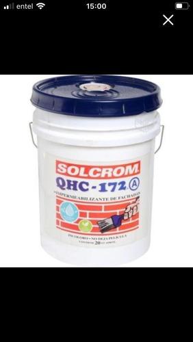 impermeabilizante solcrom
