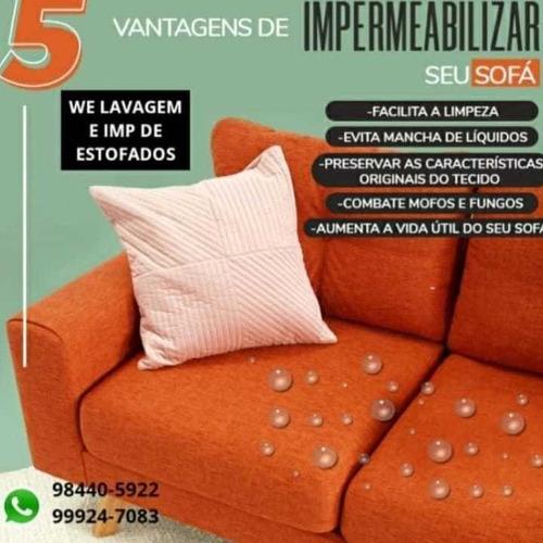 impermeábilizar seu sofá