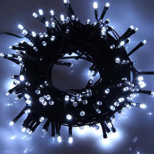 impermeable 100 led cadena de luz de lámpara