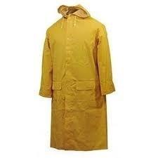 impermeable amarillo gaban