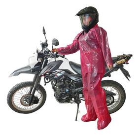 venta profesional a un precio razonable 100% originales Impermeable Desechable Para Moto Bicicleta De Tres Piezas
