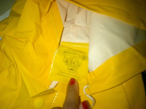 impermeable industrial panoply amarillo