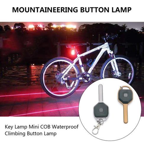 impermeable mosquetón de luz led linterna al aire libre moch