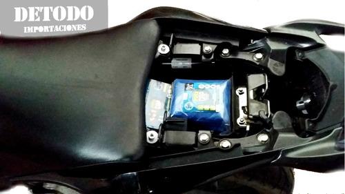 impermeable moto o bicicleta termosellado portable plástico