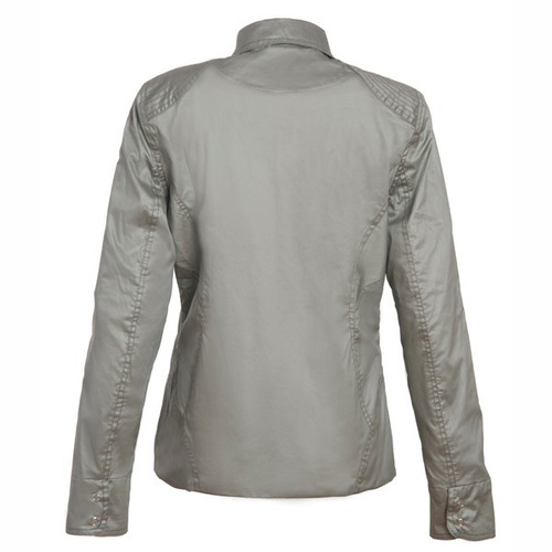 impermeable mujer campera