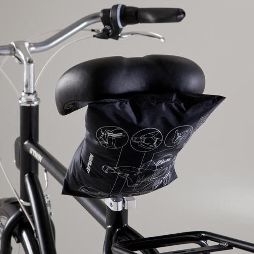 impermeable para bicicleta pedalea sin mojarte hermético