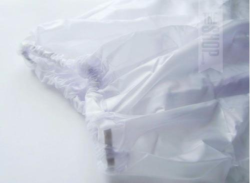impermeable para moto tres piezas con botas traje reflectivo
