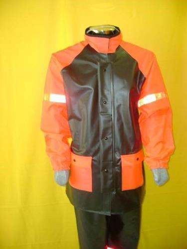 impermeable para motociclista