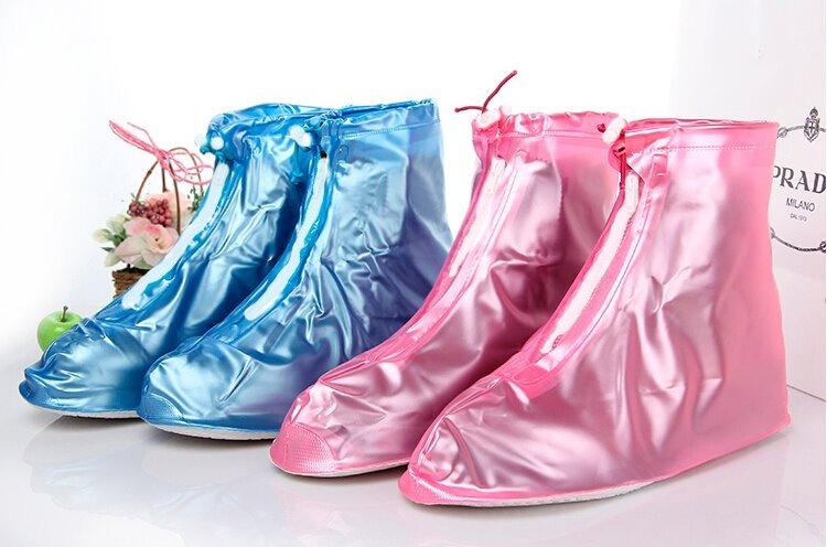 13636692d16 Impermeable Para Zapatos Tenis Contra Agua Lluvia Niña Niño ...