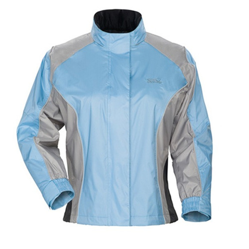 impermeable tourmaster sentinel, azul sm plus p/mujer