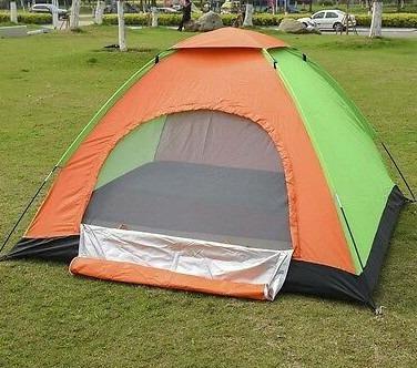 impermiable carpa premium para acampar camping 5 personas