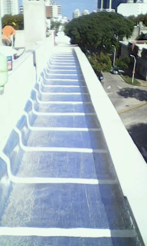 impermializacion de azoteas y paredes