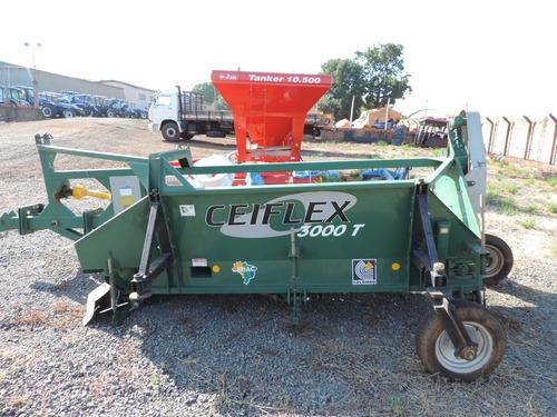 implemento ceiflex, modelo t3000, marca miac, ano 2007.