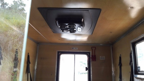 implemento para transportar passageiros cabine suplementar